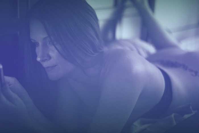 Masturbazione Eccitante in Videochiamata